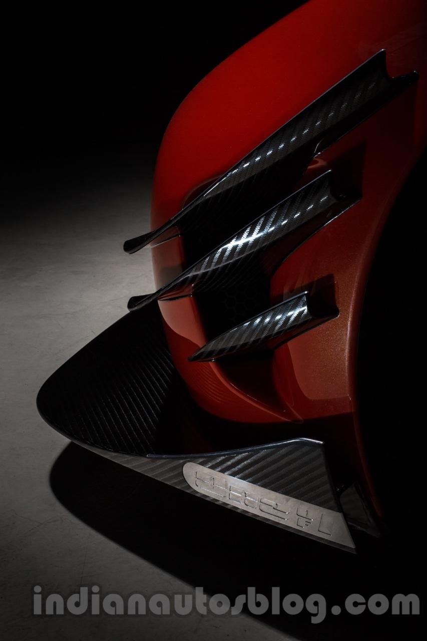 Koenigsegg Agera a one of 1 triple winglets