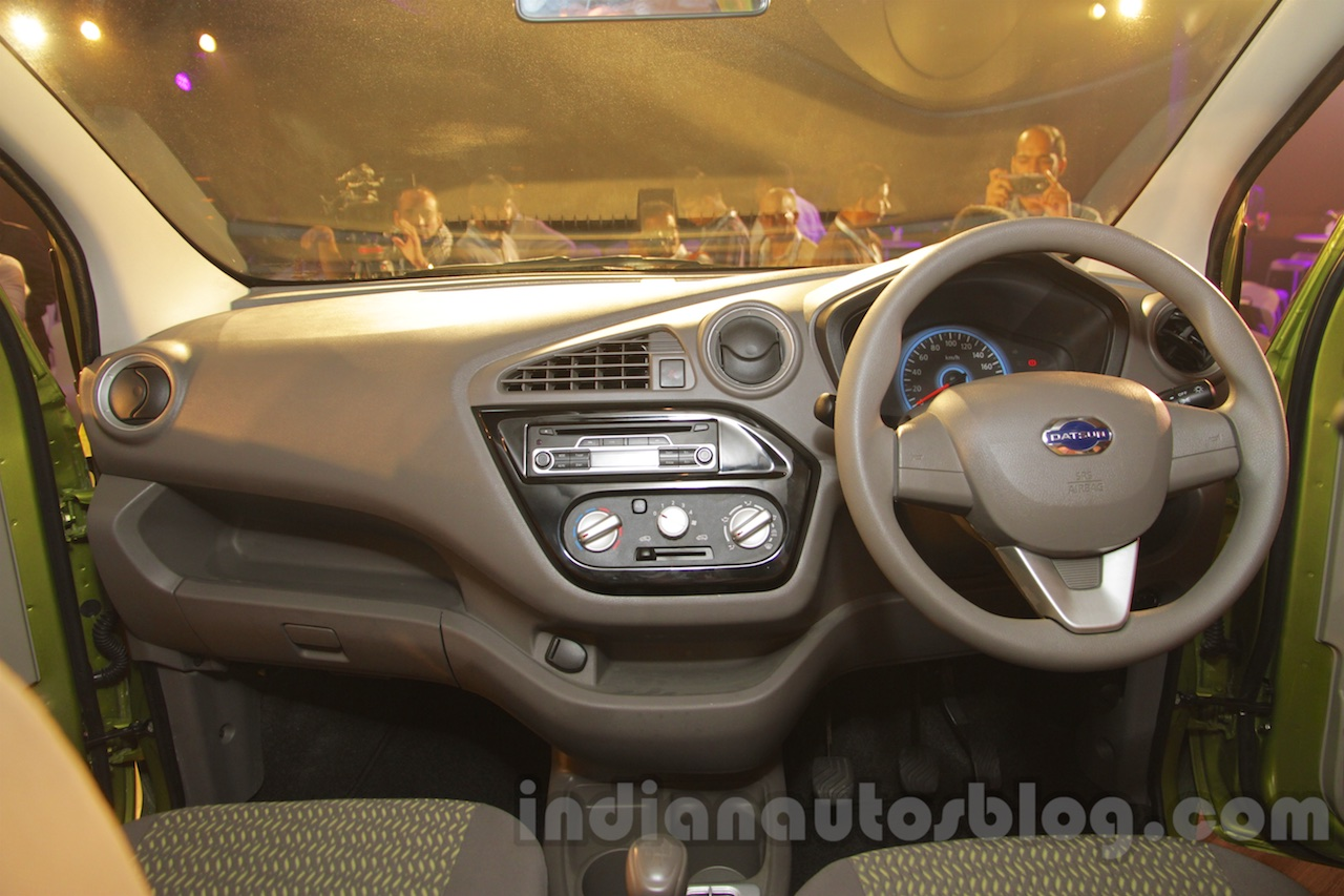 Datsun redi-GO's fuel efficiency revealed, comes in 5 colors