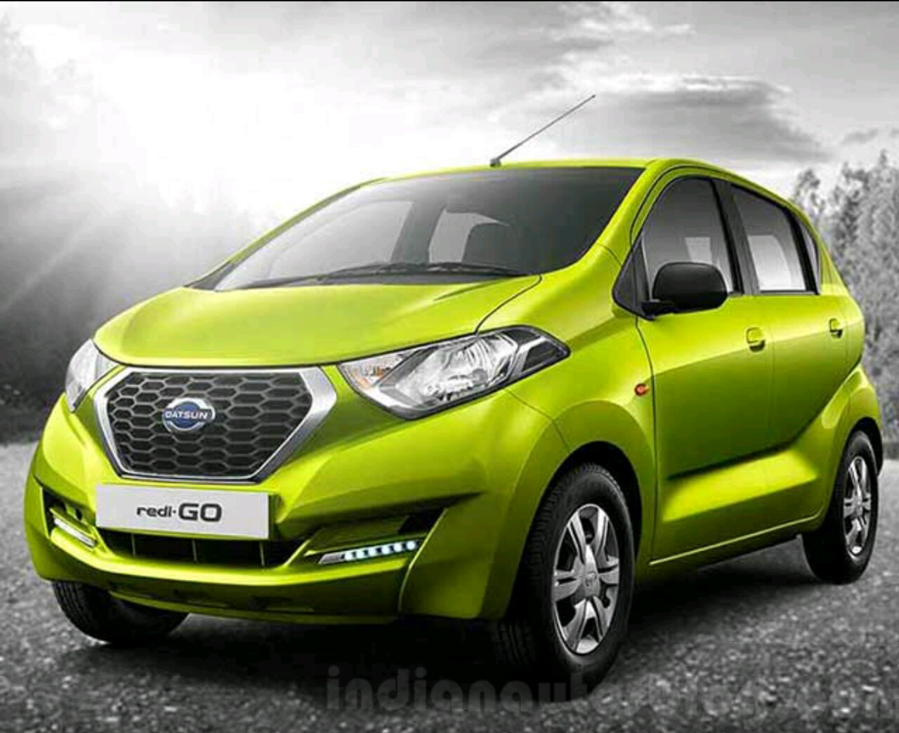 Datsun redi-GO pre-orders to open on May 1