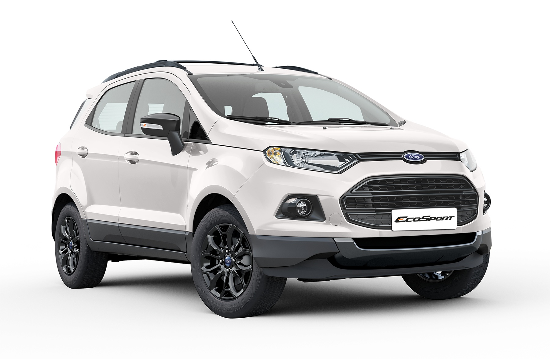 Ford EcoSport Black Edition launched at INR 8.58 lakhs