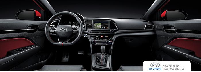 Hyundai avante elantra sport interior dashboard for Hyundai elantra sport interior