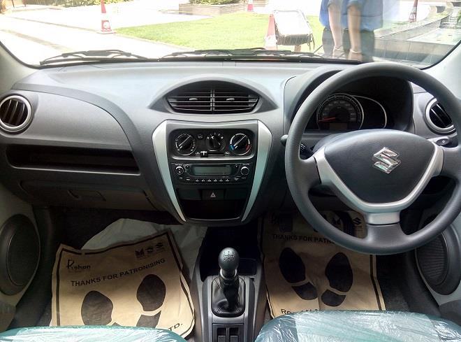 Maruti Alto 800 facelift returns 9% better mileage, spied
