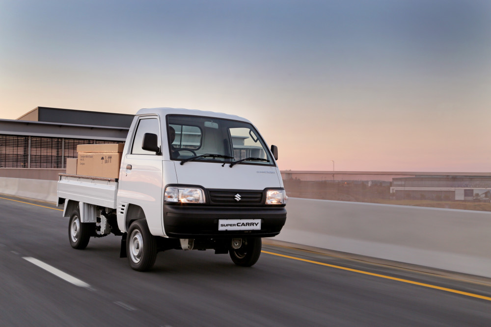 (Maruti) Suzuki Super Carry press shot