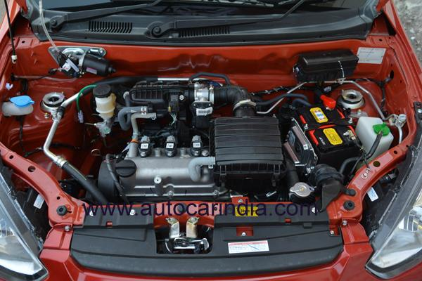 New Maruti Alto 800 Facelift In Images