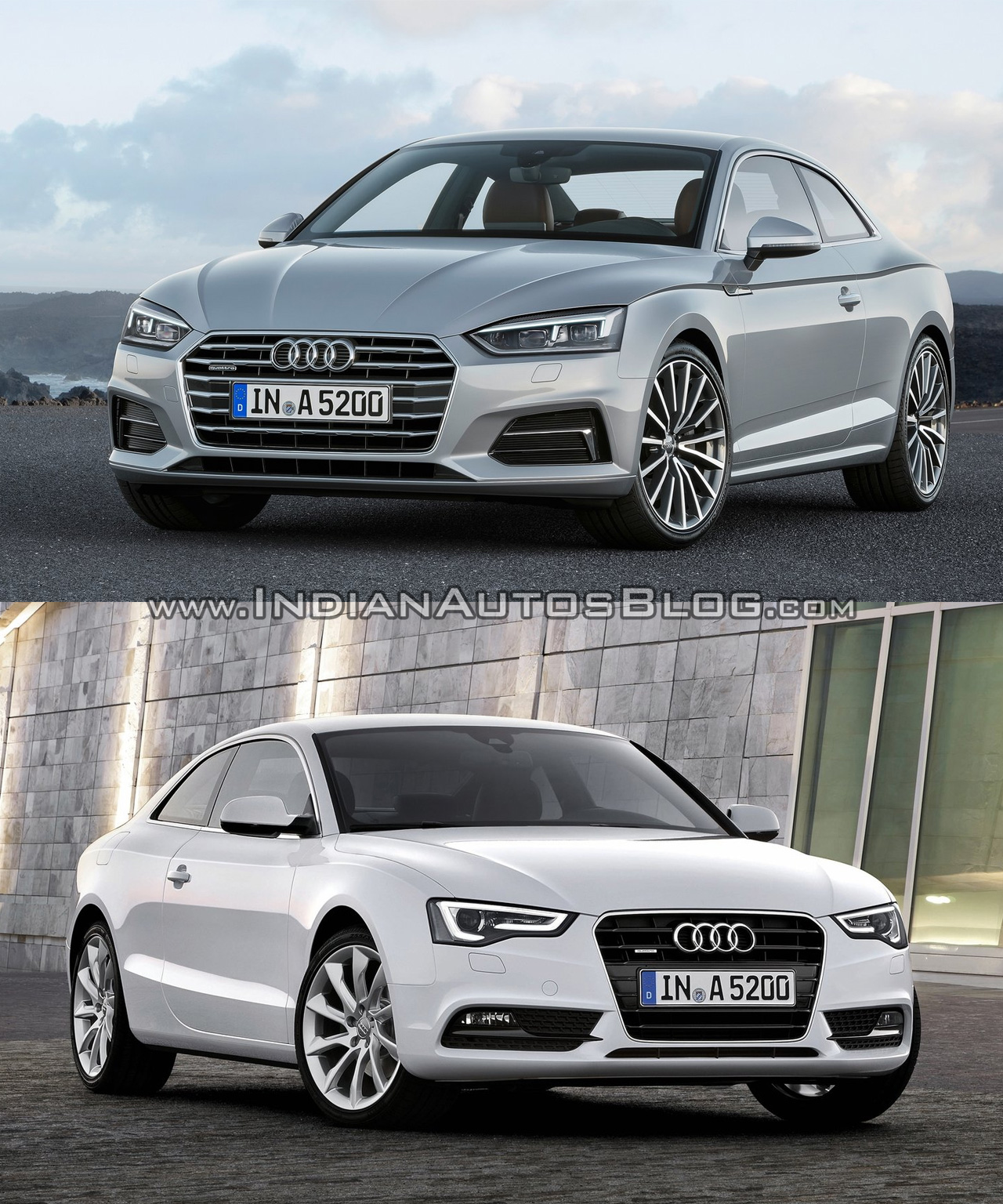 Audi 5 Price: 2016 Audi A5 Coupe Vs. 2012 Audi A5 Coupe