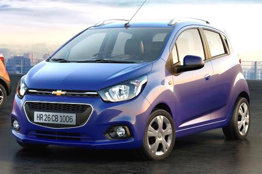 India-spec Next-gen Chevrolet Beat revealed