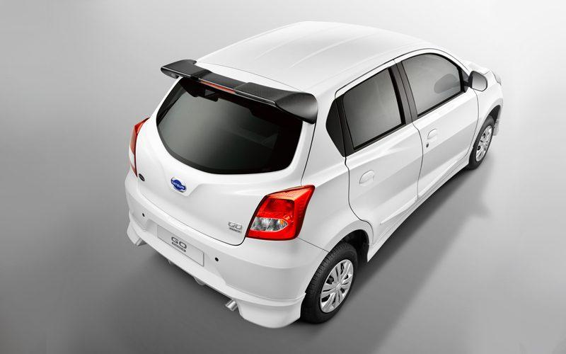 Indonesian spec Datsun Go special edition