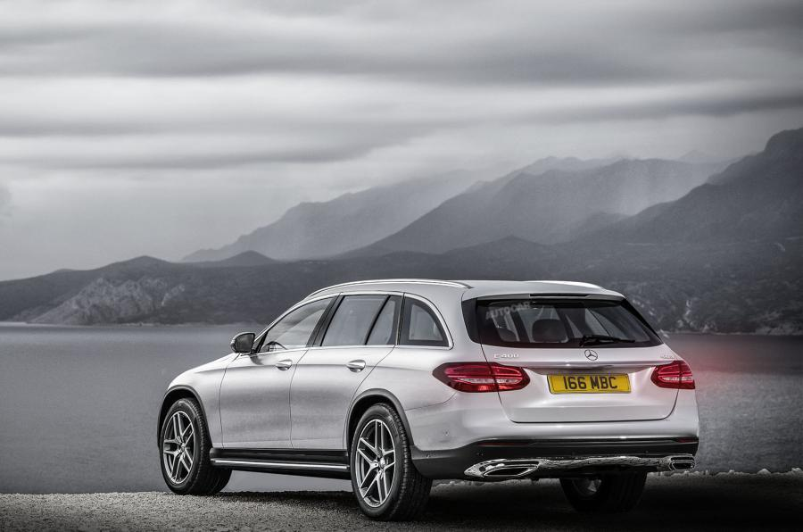 Mercedes E Class All Terrain crossover to debut this year