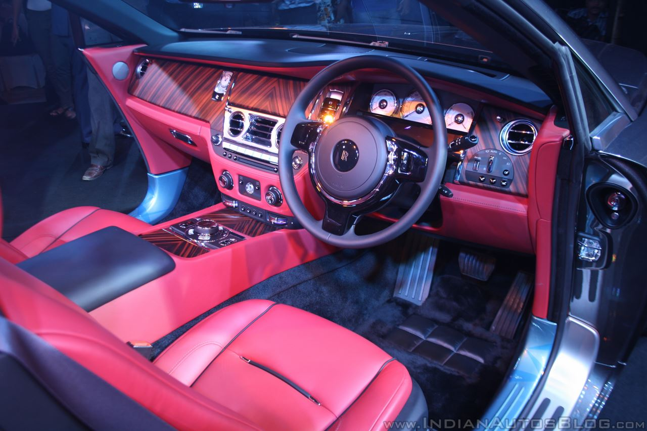 Rolls Royce Dawn interior launched in India
