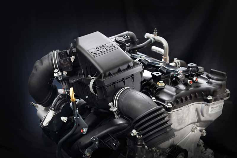 Toyota Dual VVT-i engine