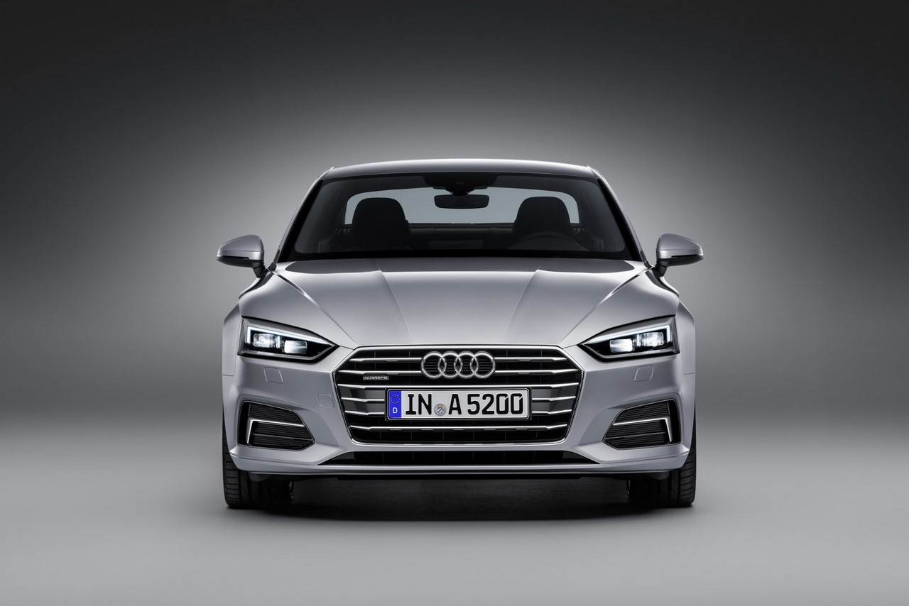 2016 Audi A5 Coupe front