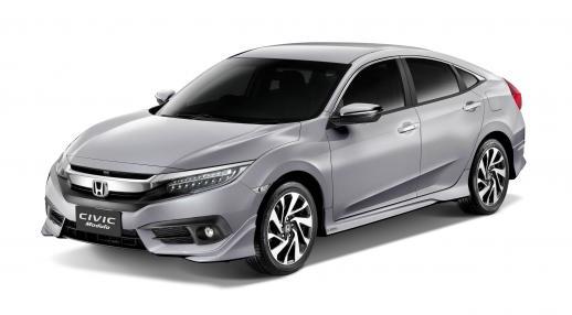 2016 Honda Civic Modulo