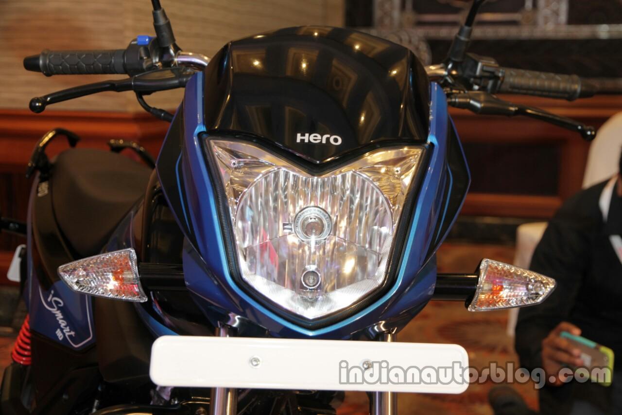 Hero Splendor iSmart 110 headlight launch