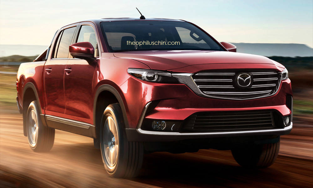 Next Gen Mazda Bt 50 Could Be More Than A Rebadged Isuzu D Max