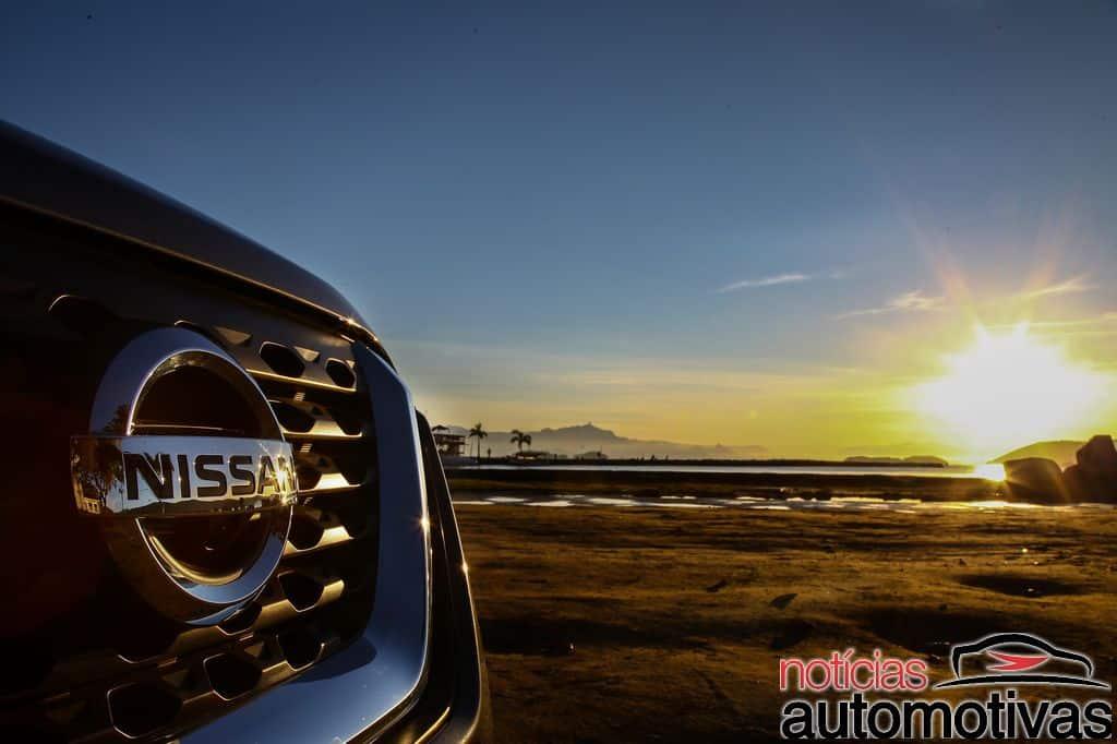 Nissan Kicks official image Nissan symbol