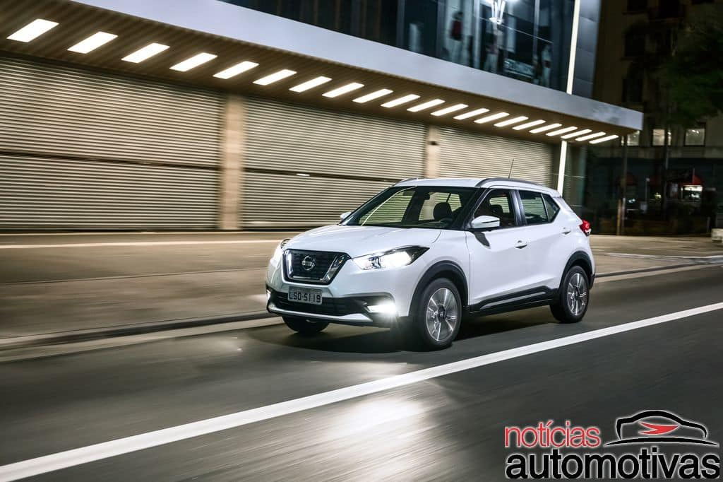 Nissan Kicks official image in motion
