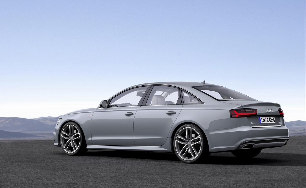 Audi A6 35 Tfsi Launched In India At Inr 52 75 Lakhs