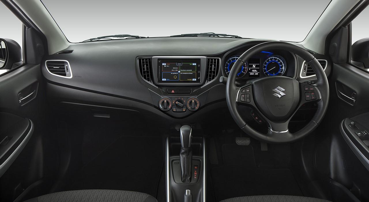 Au Spec 2016 Suzuki Baleno Gl Interior Dashboard