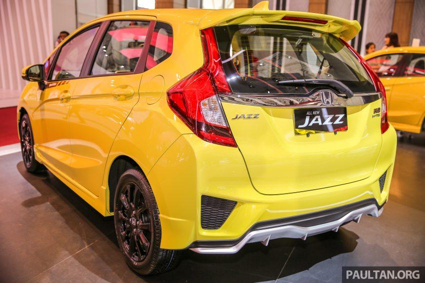 Honda Jazz Rs Cvt Special Edition Showcased At Giias