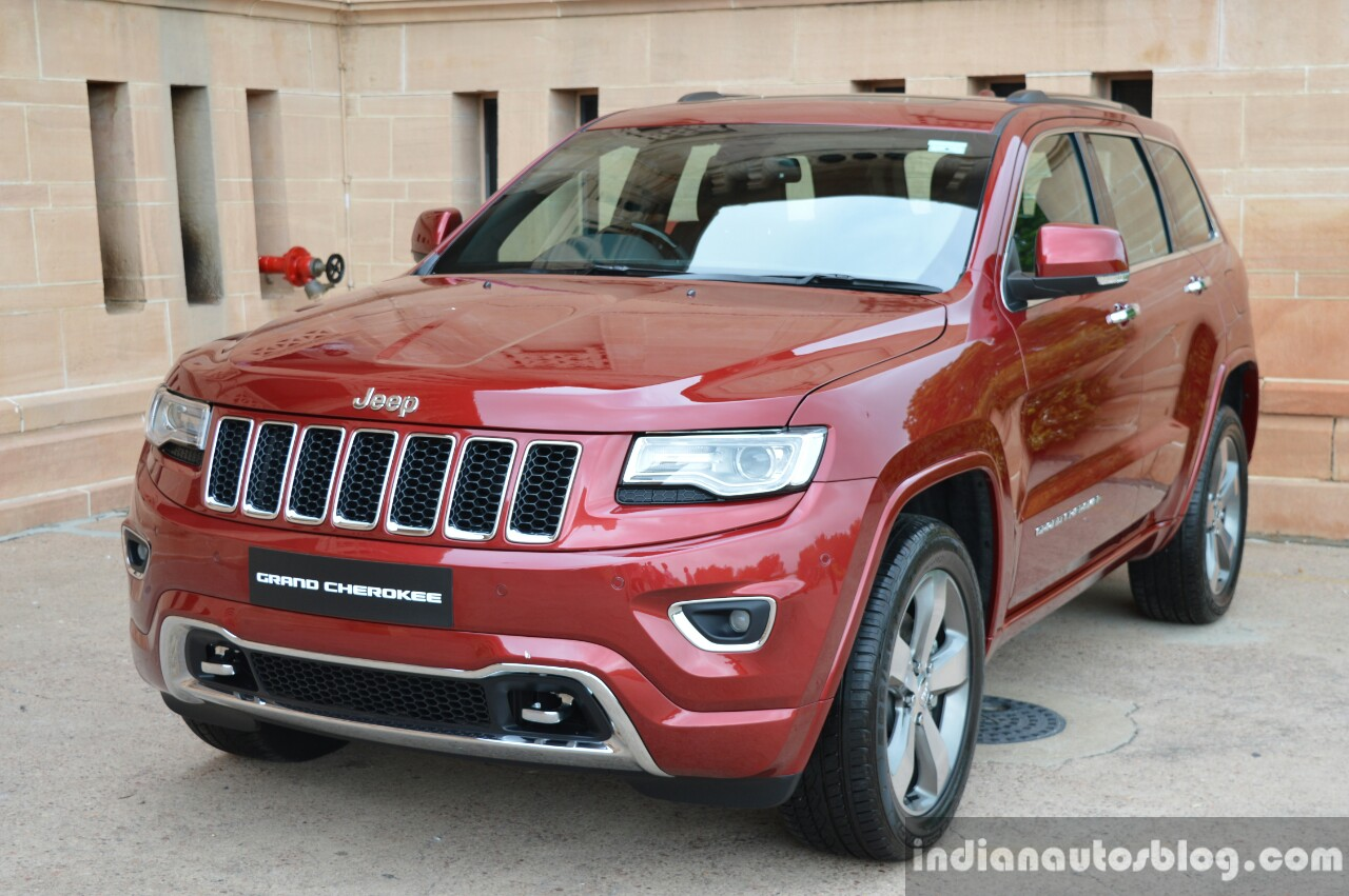 Fiat to make new Grand Cherokee in Detroit