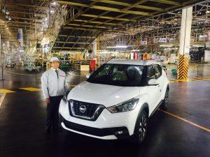 Upcoming Cars in India Nissan Kicks