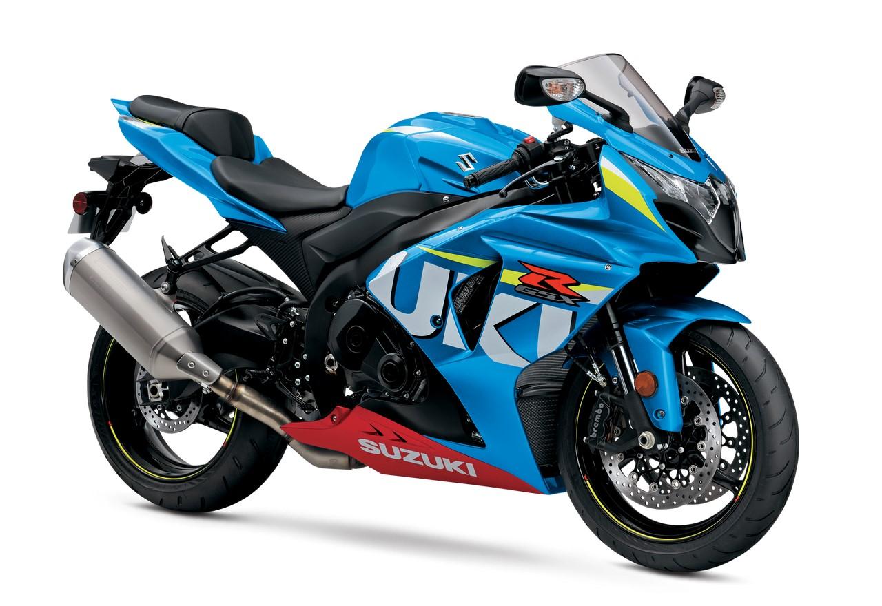 Suzuki GSX-R1000 front three quarters