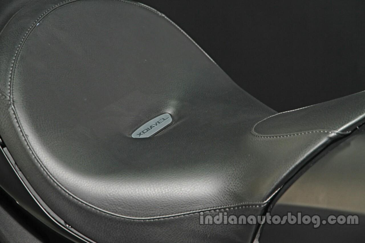 Ducati XDiavel seat second image
