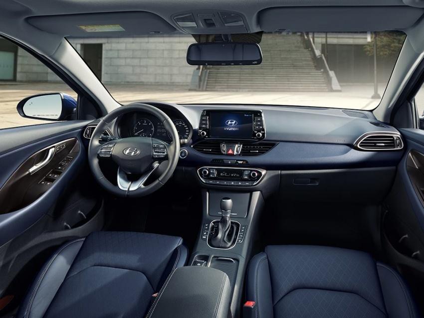 Hyundai i30 dashboard revealed ahead of Paris debut
