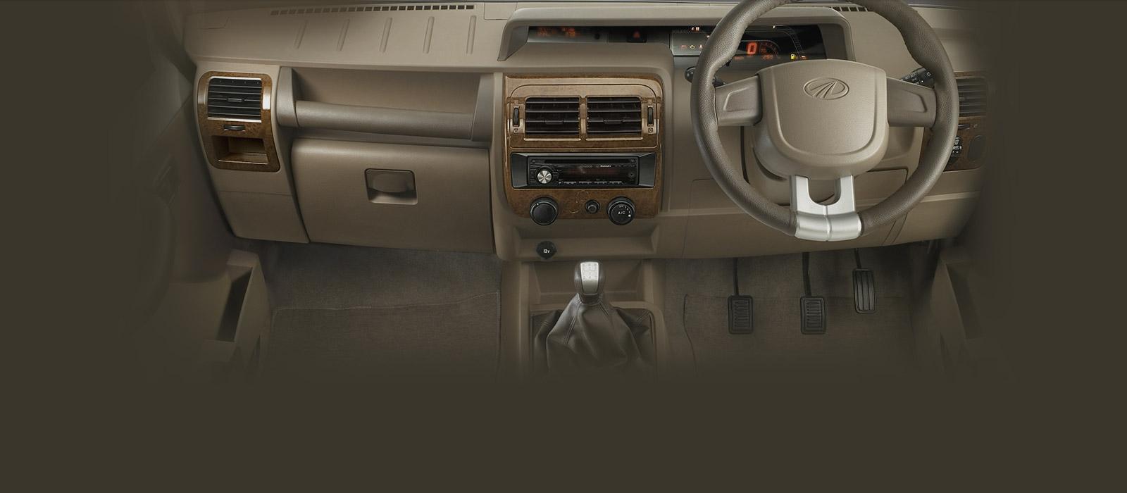 mahindra-bolero-power-interior-launched