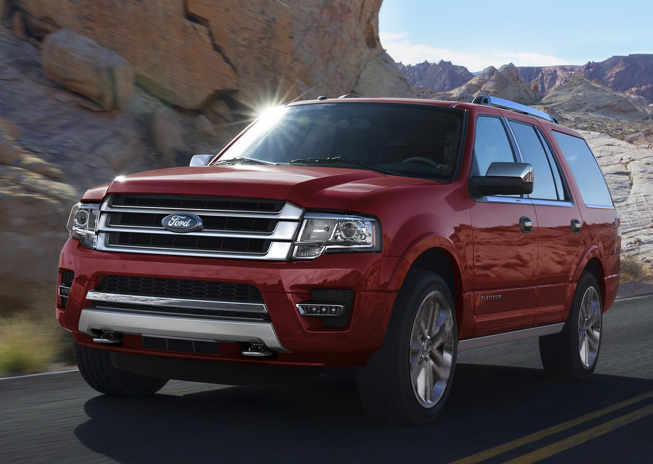 2018 Ford Expedition Confirmed To Have An Aluminum Body