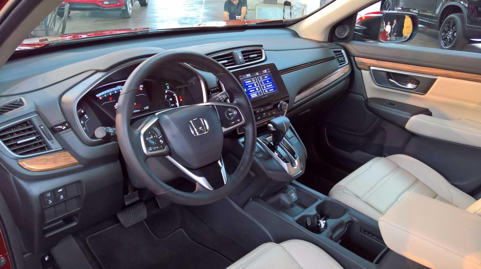 Crv 2017 Interior >> 39 Konsep Penting Interior Mobil Crv 2017