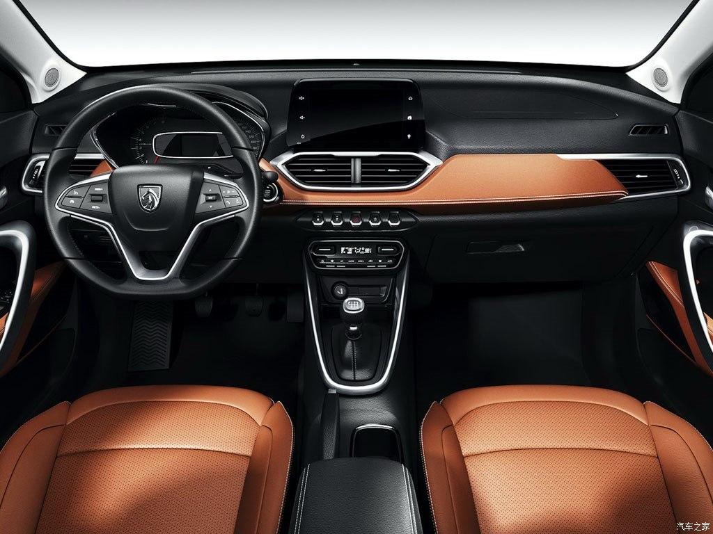 Baojun 510 interior