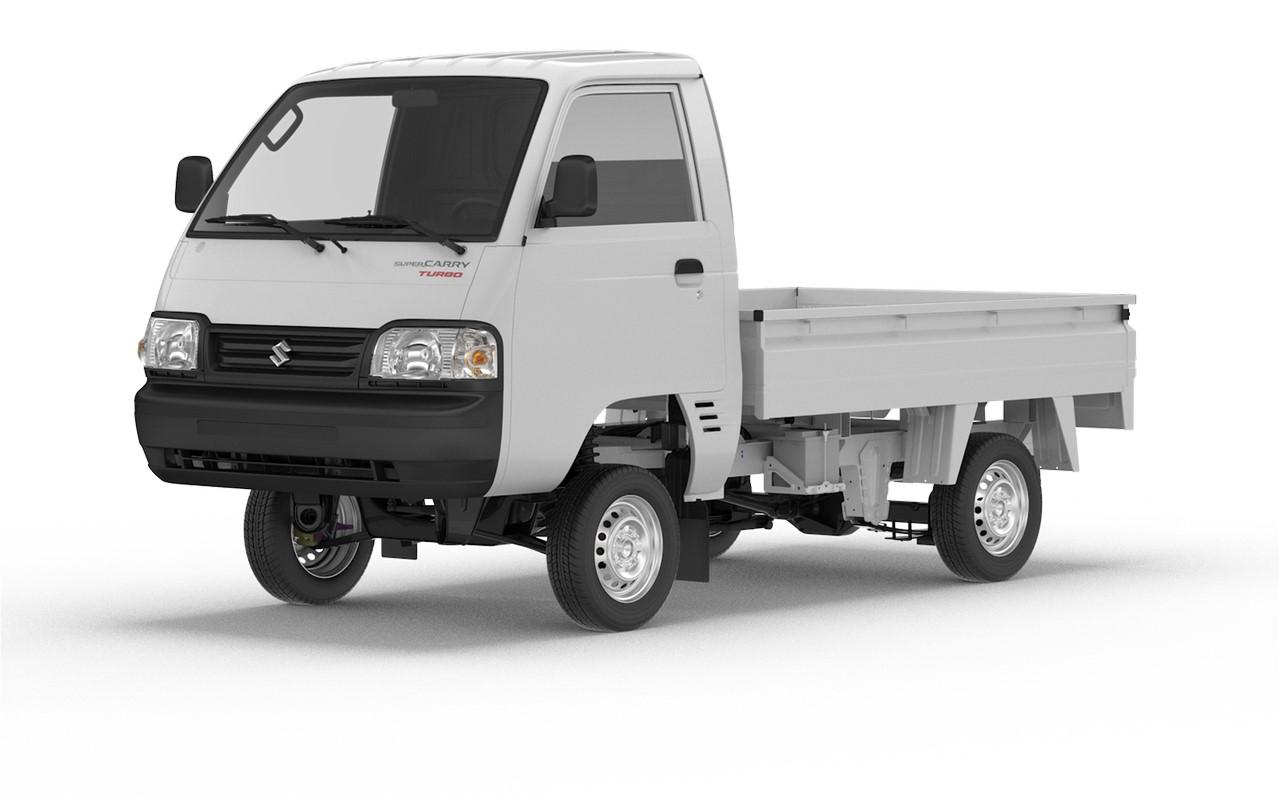 Nigerian-spec Suzuki Super Carry front three quarters