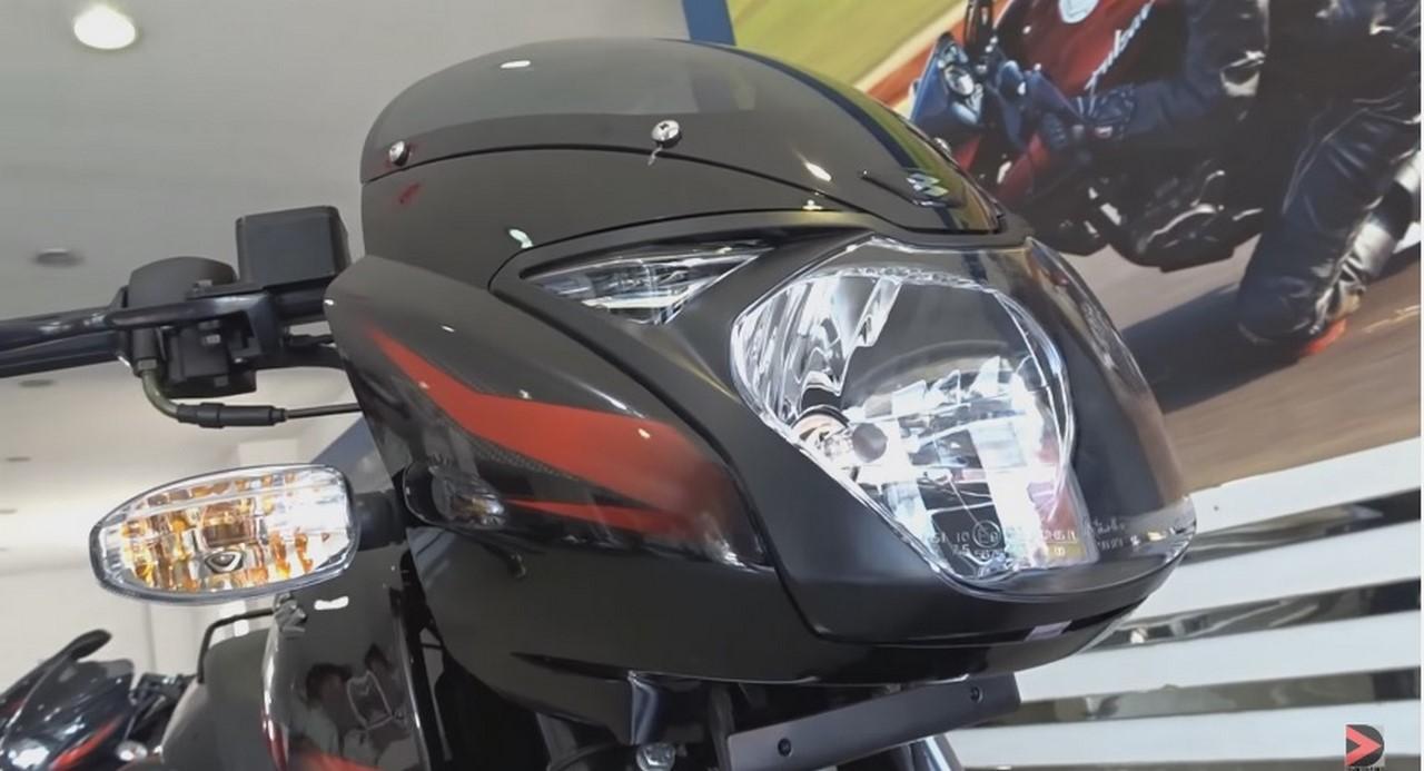2017 Bajaj Pulsar 150 headlamp