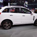 2017 Chevrolet Tracker profile at 2016 Bogota Auto Show