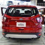 2017 Ford Escape rear at 2016 Bogota Auto Show