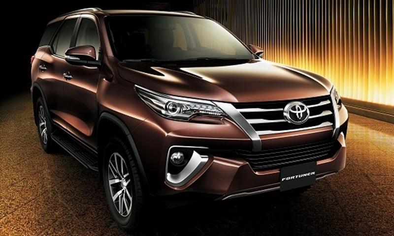 2017 Toyota Fortuner for Dubai