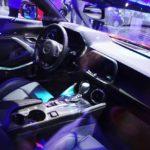 Chevrolet Camaro SS interior second image at 2016 Bogota Auto Show