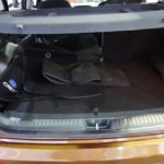 Hyundai Creta boot at 2016 Bogota Auto Show