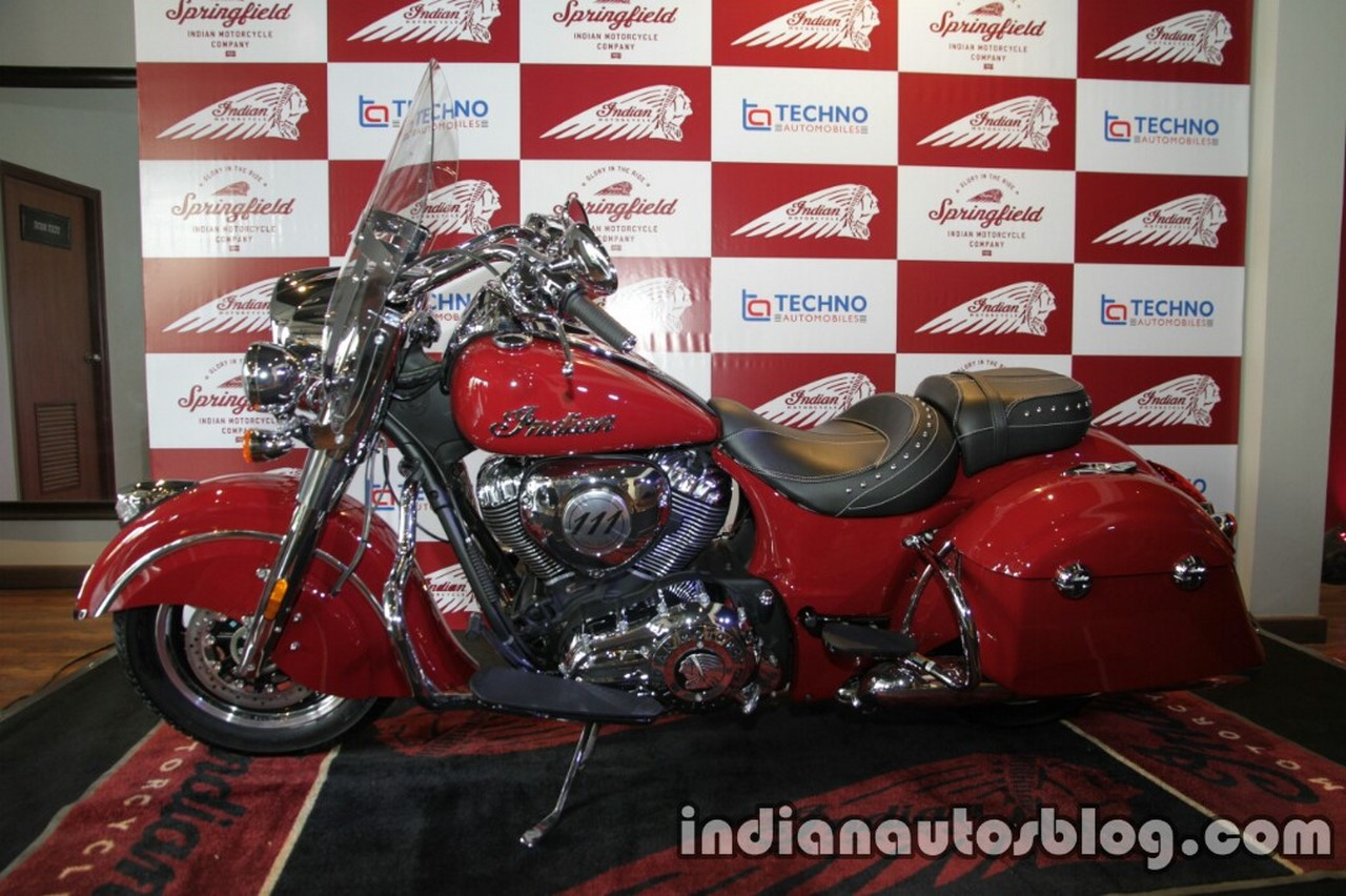 Indian Springfield side