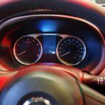 Nissan Kicks instrument panel at 2016 Bogota Auto Show