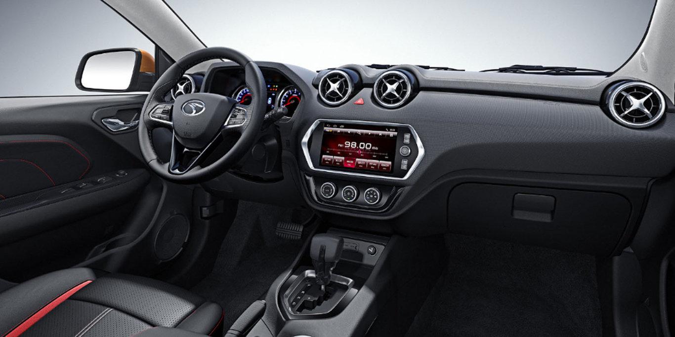 Pininfarina-designed SEM DX3 interior unveiled