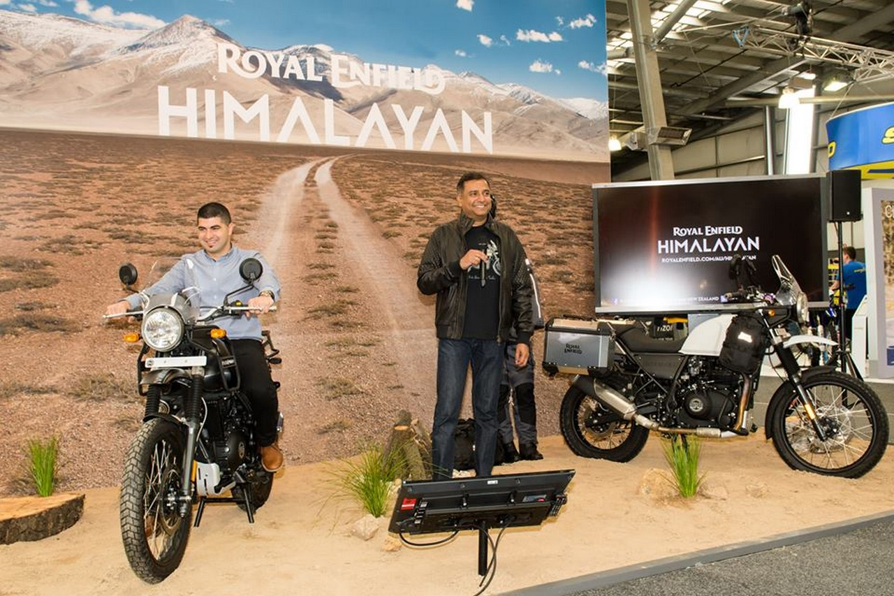 Royal Enfield Himalayan launched in Australia