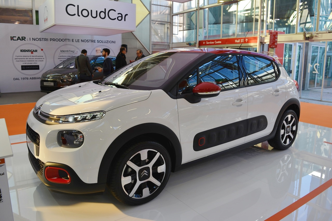 2017 citroen c3 citroen c3 wrc concept bologna motor show live. Black Bedroom Furniture Sets. Home Design Ideas