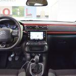 2017 Citroen C3 interior dashboard at 2016 Bologna Motor Show
