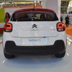 2017 Citroen C3 rear at 2016 Bologna Motor Show
