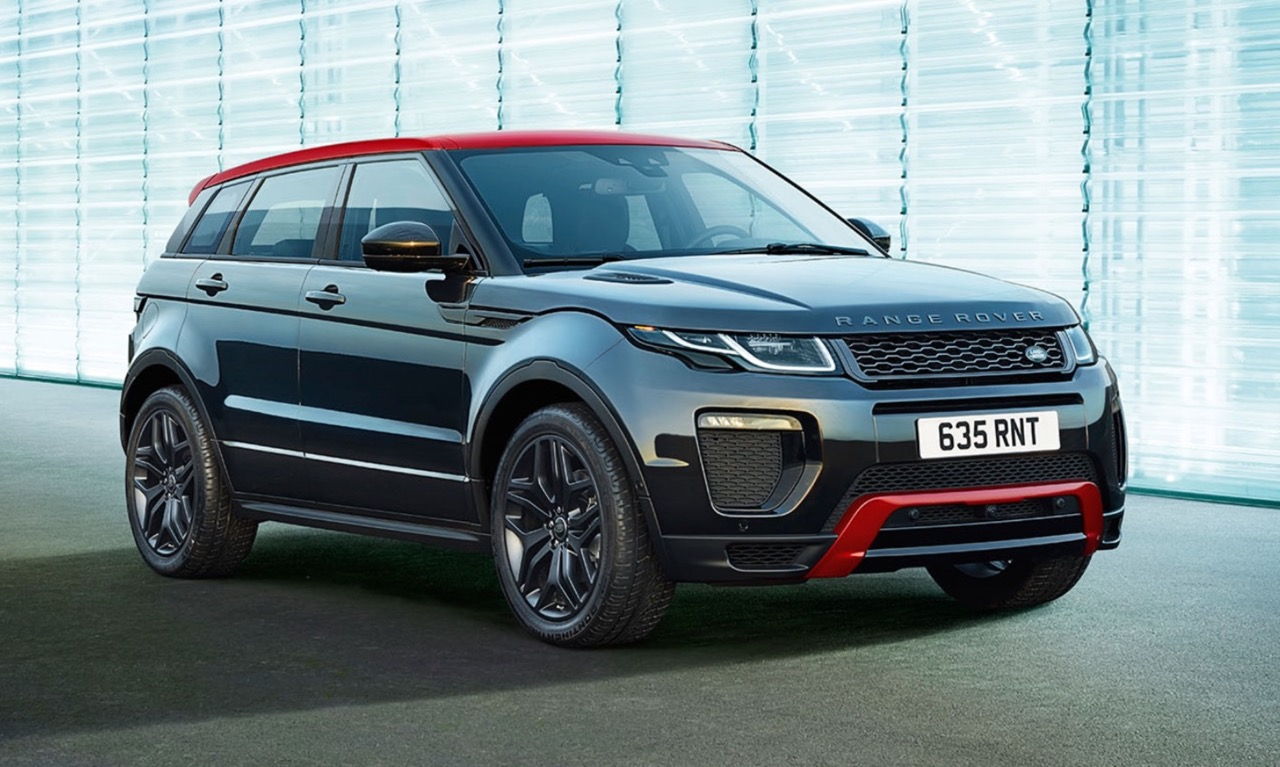2017 range rover evoque launched in india at inr lakhs. Black Bedroom Furniture Sets. Home Design Ideas