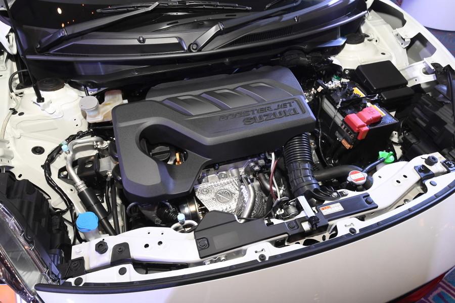 2017 Suzuki Swift BOOSTERJET engine launch event