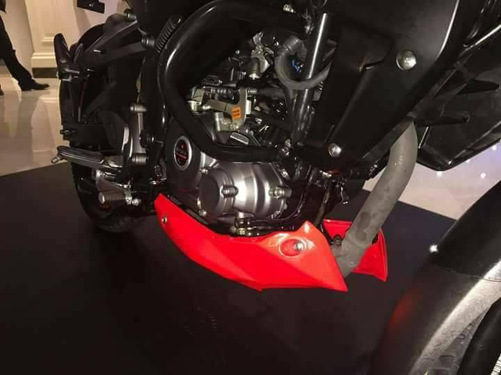 Bajaj Pulsar 160NS engine