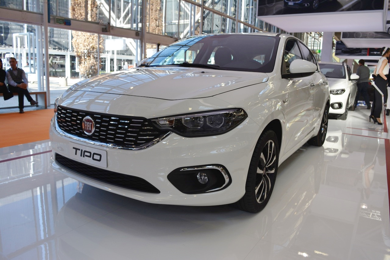 Fiat Tipo Hatchback  Tipo Estate